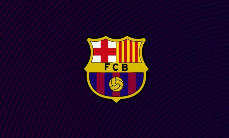FC Barcelonalle on tulossa uusi logo.