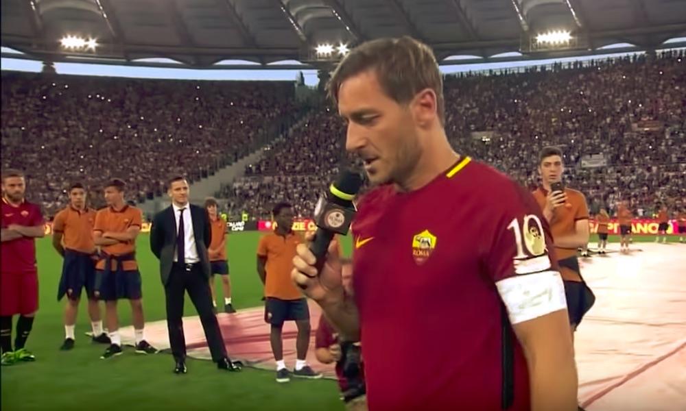 Francesco Totti yritti tuoda Ronaldon ja Zlatanin AS Romaan.