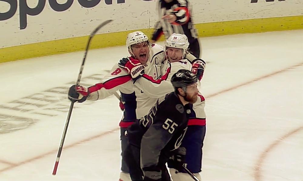 Washington Capitalsin venäläistähti Alexander Ovechkinilla enemmän 50 maalin kausia kuin koko muulla NHL:llä yhteensä!