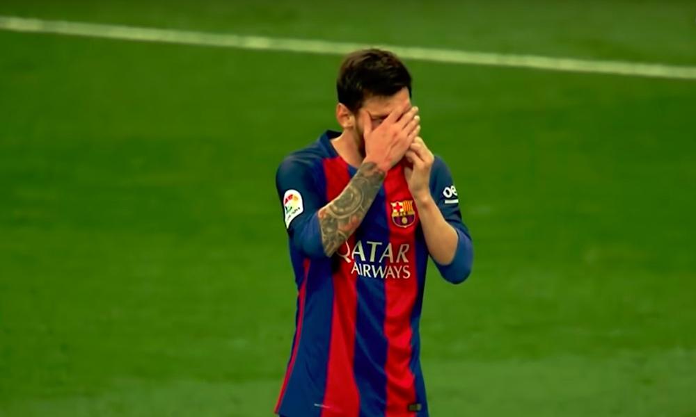 FC Barcelonan Lionel Messi kärsinyt jo pitkään kivuista: ei ole ollut terveenä sitten joulun.