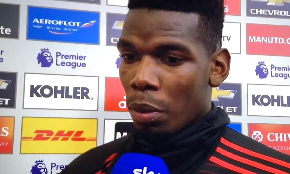 Onko Manchester Unitedin Paul Pogba tehnyt ratkaisunsa tulevaisuutensa suhteen? Siirto Real Madridiin lähenee?!