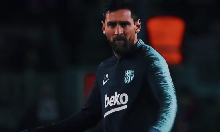 Lionel Messiltä nöyrä vastaus kuullessaan 50:nnestä hattutempustaan.
