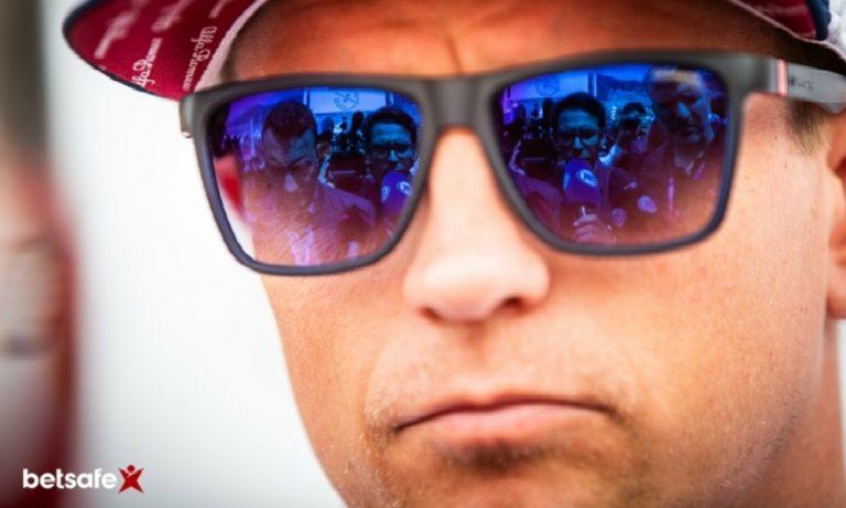 Onko Kimi Räikkönen kauden jokaisessa kisassa Antonio Giovinazzia nopeampi?