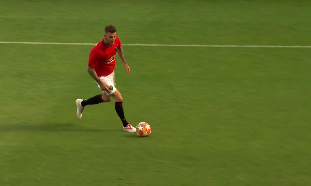 David Beckham vihjaili paluullaan futiskentille Inter Miamin paidassa.