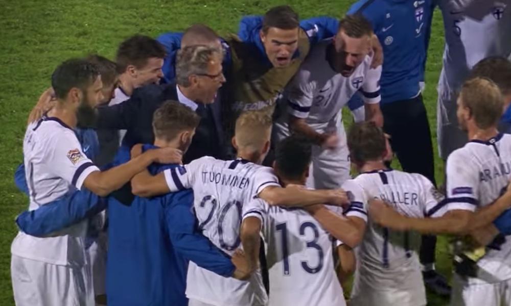 Huuhkajat haki voiton Liechtensteinistä. Suomi haki varman vierasvoiton EM-karsintojen neljännestä ottelustaLiecheinsteinin Vaduzissa.