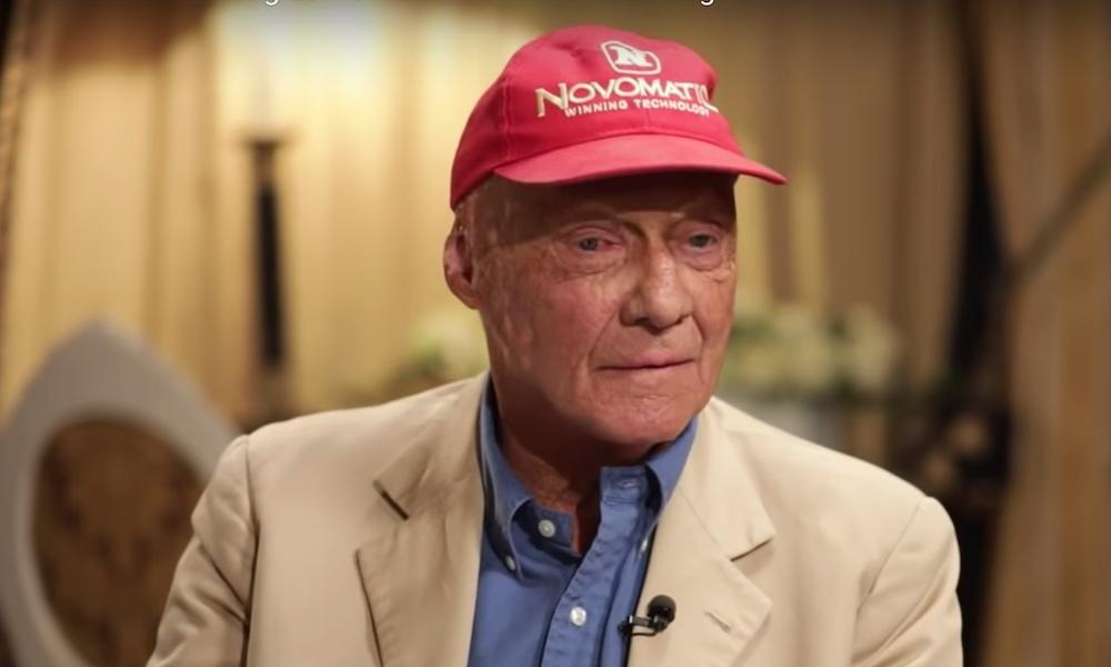 Itävallan Gp:ltä huikeita eleitä Niki Laudan kunniaksi. Maansa suurta F1-legendaa kunnioitetaan semmoisella tavalla, kun pitääkin.