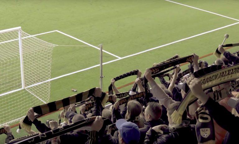 SJK ei pelaa kotonaan puoleentoista kuukauteen, mikä on täysin käsittämätöntä - keskellä kauneinta Suomen suvea ja jalkapallobuumin vallitessa.