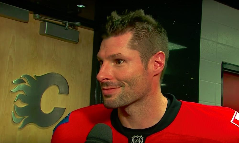 Onko Calgary Flames seuraava mestari NHL:ssä? Troy Brouwerilla omituinen yhteys viime vuosien mestarijoukkueisiin.