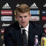 Toppari Matthijs de Ligt paljasti, miksi valitsi Juventuksen, eikä muita suurseuroja entisen seuransa Ajaxin TV:n haastattelussa.