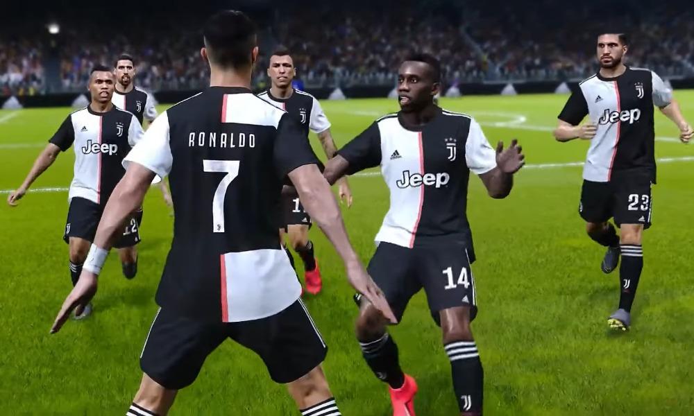 Juventus ei löydy FIFA 20 -pelistä - mitä tämä tarkoittaa? | Urheiluvedot.com