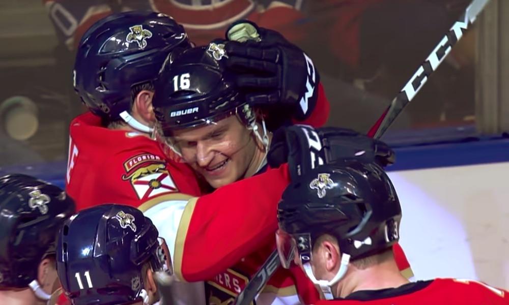 NHL Network julkaisi 20 parasta keskushyökkääjää: Aleksander Barkov neljänneksi paras NHL-sentteri!
