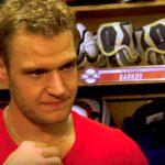 Aleksander Barkov vakavana NHL.com:n haastattelussa: vaatii Florida Panthersilta menestystä nyt ja tässä.