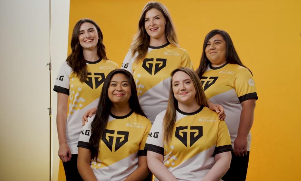 VIDEO: Gen.G ja Bumble julkaisivat naisten Fortnite-joukkueen | Urheiluvedot.com