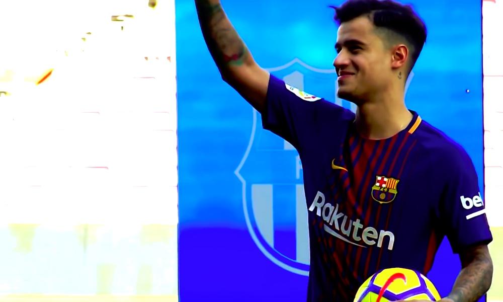 Philippe Coutinho siirtyy Bayern Müncheniin vuoden lainasopimuksella, joka sisältää 120 miljoonan euron osto-option.