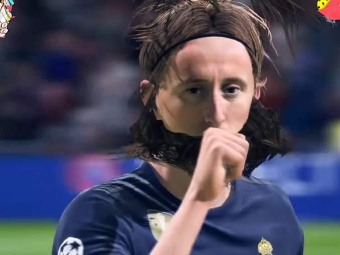 Videolla nähdään FIFA 20 hauskat hetket.