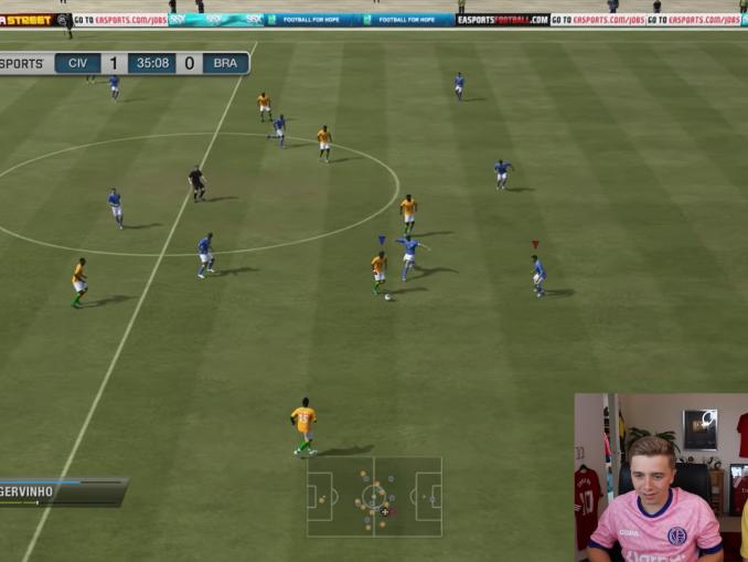 VIDEO: Maali jokaisessa FIFAssa 98 alkaen. Videolla näkee hyvin, miten pelisarja on muuttunut.