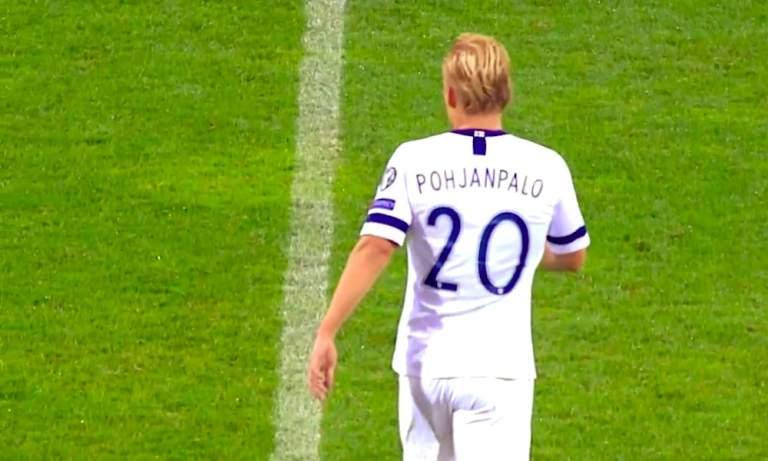 Joel Pohjanpalo elintärkeä pelaaja Huuhkajille ja Teemu Pukille - etenkin, jos Suomi etenee EM-lopputurnaukseen.