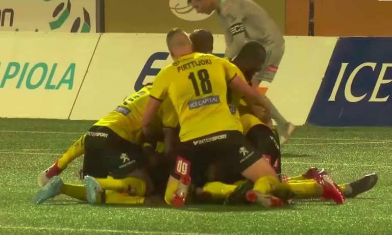 KuPS on Suomen mestari vuosimallia 2019! Kuopion palloseura kaatoi Veikkausliigan päätöskierroksella FC Interin lukemin 2-0.