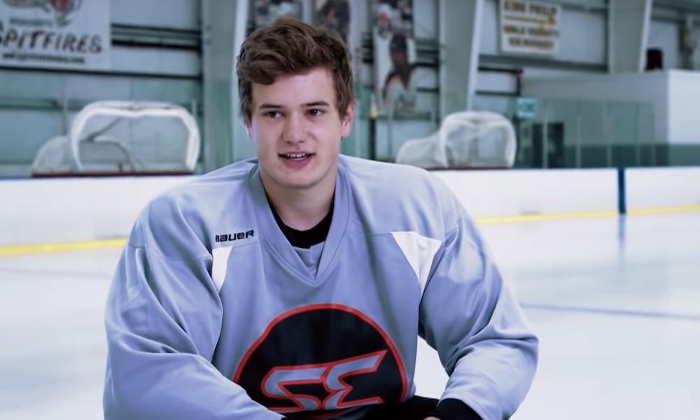 Oliver Wahlstrom vertasi itseään Laineeseen: New York Islanders on kutsunut nuoren hyökkääjälupauksensa NHL:ään AHL-joukkue Bridgeport Sound Tigersista.