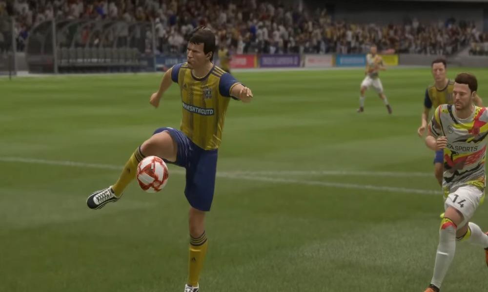 FIFA 20 lisäsi peliin esports-joukkueiden pelipaidat