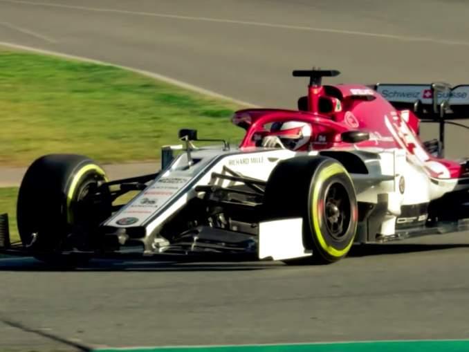 Kimi Räikkösen uusintalähtö oli maaginen viimeviikonloppuisessa F1-kisassa Toscanassa. Konkari jätti taakseen niin Ferrarit-kuskit kuin Williams-kuskinkin.