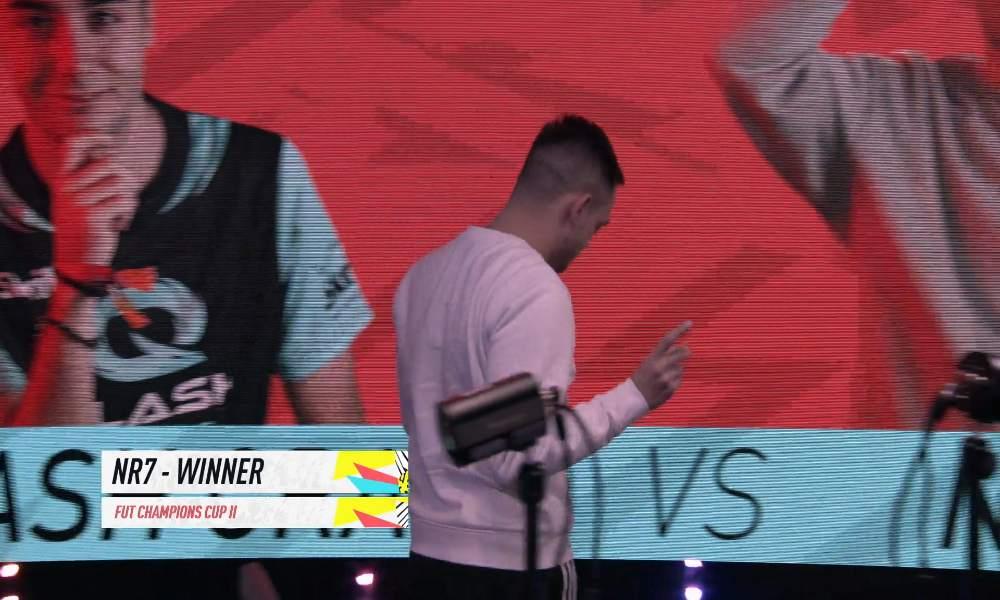 Niklas voitti FIFAn mestaruuden