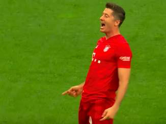 Bayern Münchenin Robert Lewandowski teki 4 maalia Mestarien liigassa Crvena Zvezdaa vastaan historiallisen nopeasti.