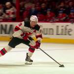 Taylor Hallin kauppa toteutuu jo tänään? Suomalaissentteri Henrik Borgström saattaa siirtyä Florida Panthersista New Jersey Devilsiin.