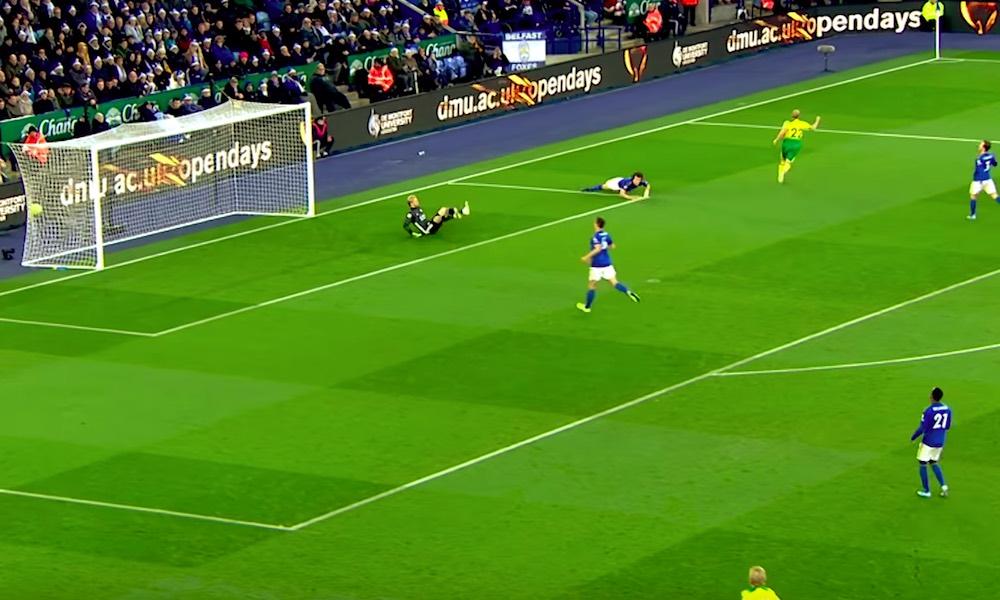 Norwich Cityn Teemu Pukki osui ja mursi varpaansa ottelussa Leicester Cityä vastaan, joka päättyi 1-1-tasapeliin.