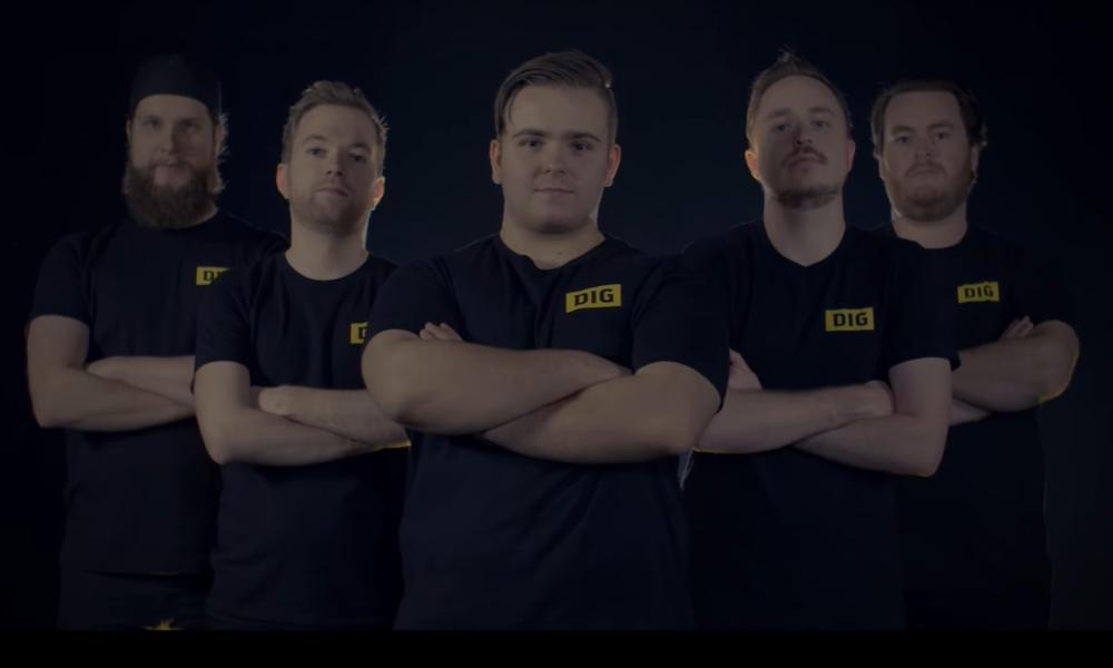 Team Dignitas teki paluun - legendaarinen NiPin nelikko takaisin yhdessä
