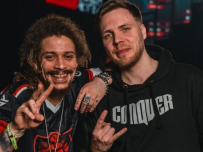 """Conquer Gamingin uusi signaus on tunnettu rap-artisti Juno - """"Se päästeli menemään kuin Kimi Räikkönen."""""""