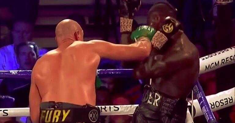 Deontay Wilder kohtaa Tyson Furyn kesällä: Wilder aktivoi toisen kohtaamisen ottelusopimuksessa olleen uusintapykälän.