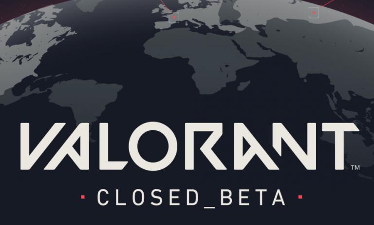 Paljon odotettu peli Valorant saa suljetun betatestauksen jo huhtikuussa