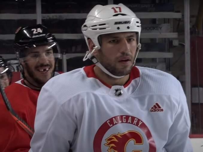 NHL-tähdet kinastelivat, kun Milan Lucic heitti piikittelevää kommenttia Boston Bruinsin Zoom-puhelussa entisestä NHL-pelaajasta, Ryan Kesleristä.