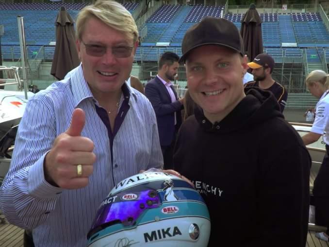 Valtteri Bottas voittaa maailmanmestaruuden, mikäli F1-legenda Mika Häkkistä käy uskominen.