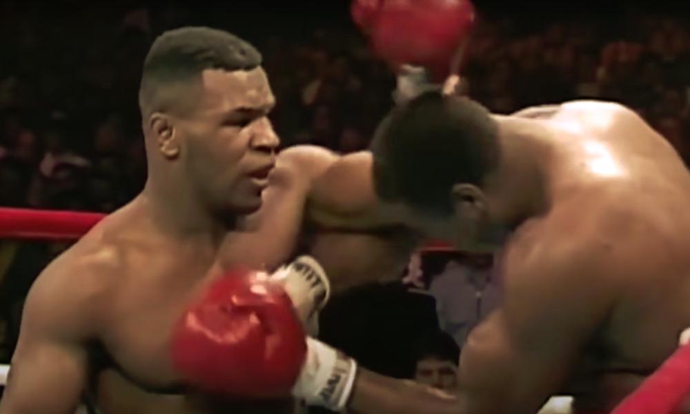 Mike Tyson tyrmäsi aikuisia ammattilaisnyrkkeilijöitä ennen kuin hän oli ehtinyt itse edes murrosikään.