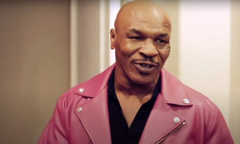 Mike Tyson kiusoittelee vastustajansa nimellä: onko kyseessä sittenkään Evander Holyfield?
