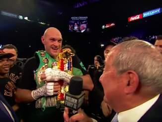Tyson Fury vahvisti kolme ottelua: luvassa on järjettömän kovaa tykitystä jokaiselle nyrkkeilyn ystävälle!