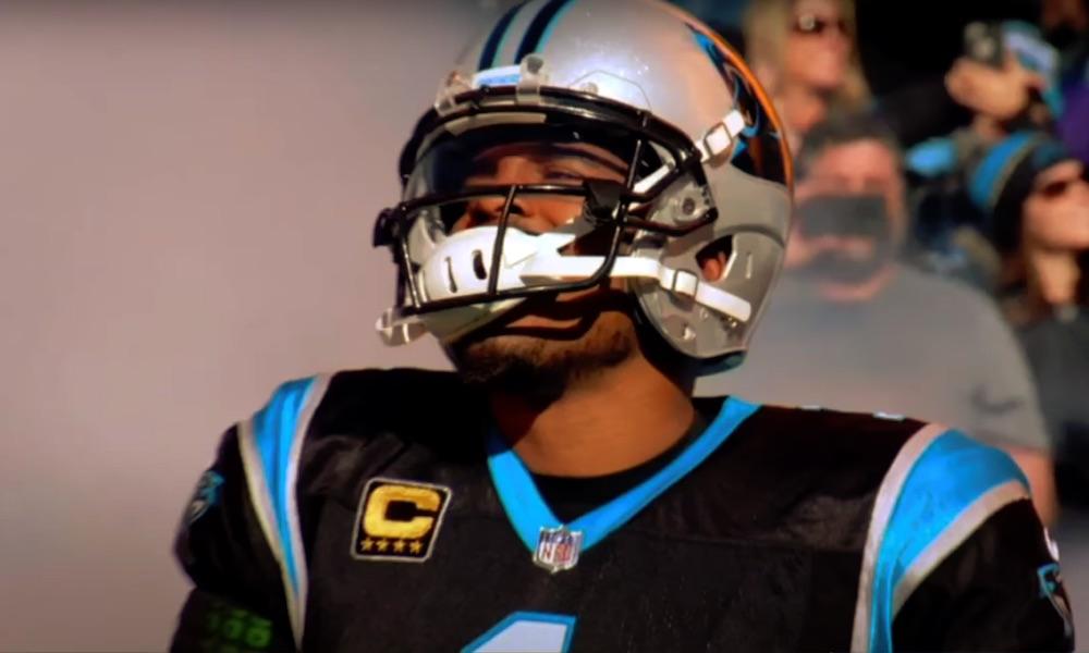 New England Patriots korvaa Tom Bradyn ennätysmies Cam Newtonilla, jonka sopimuksen Carolina Panthers purki jatkuvien loukkaantumisongelmien seurauksena.