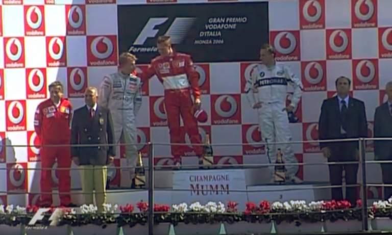 Schumilla iso osa Kimi Räikkösen F1-uralla: saksalaislegenda suositteli Kimiä Peter Sauberille nähtyään suomalaisen suorastaan lentävän radalla.