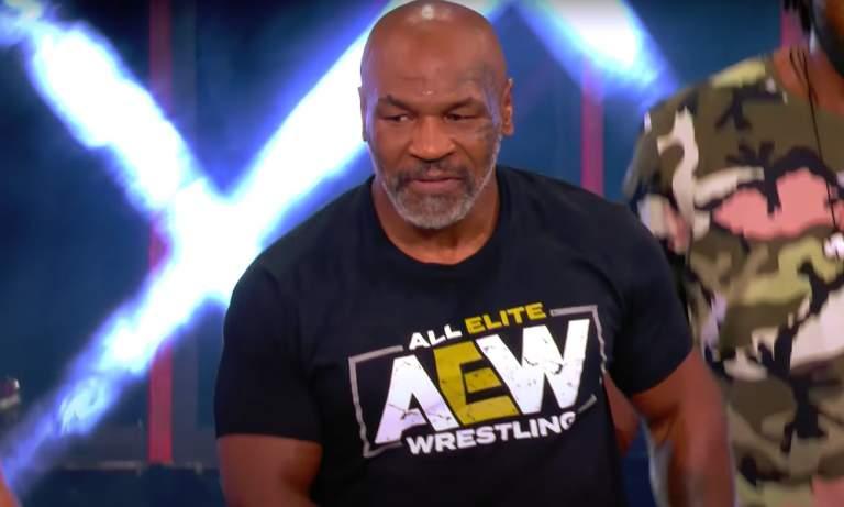 """Mike Tysonilta jälleen huima treenivideo: 53-vuotias """"Iron Mike"""" on suorastaan häkellyttävässä iskussa."""
