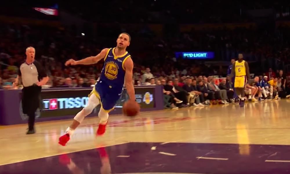 NBA-tähti Stephen Curry ylistää yksikätistä kiinalaispoikaa, jonka video on saanut todella paljon näkyvyyttä ympäri maailmaa.
