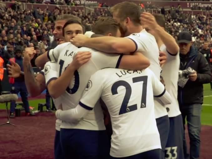 Valioliiga: Tottenham - West Ham