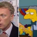 Fani löysi Valioliiga-managereille omat Simpson -hahmot.