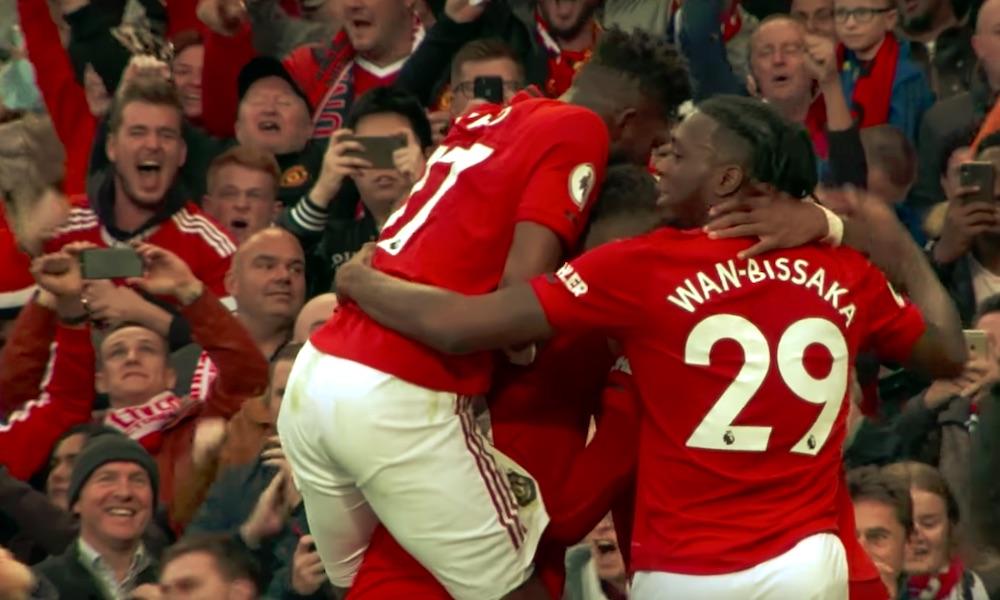 Valioliiga: Manchester United - Bournemouth