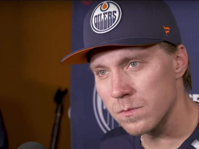 Venäläislehden mukaan Edmonton Oilersin Markus Granlund on solminut rahakkaan KHL-sopimuksen Salavat Julajev Ufan kanssa.