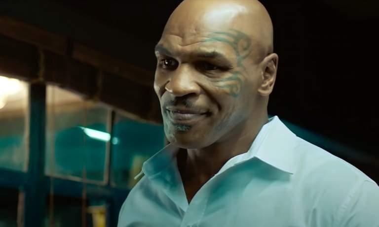 Tyson uhoaa The Tonight Shown haastattelussa. Nyrkkeilylegendan sanojen mukaan hän kaataisi monet elokuvahahmot, mutta yksi on ylitse muiden.