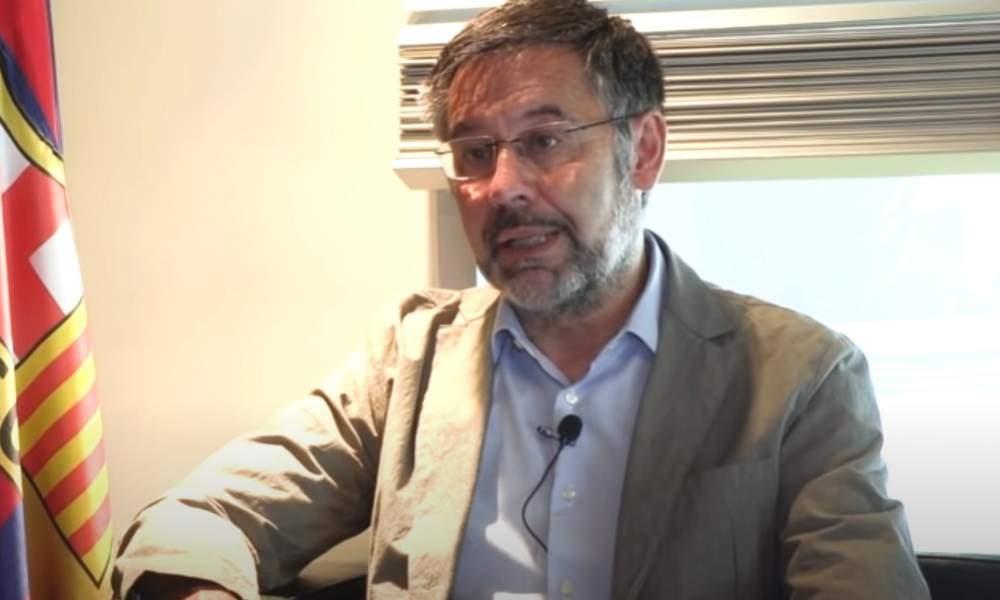 Barcelona-presidentti hylkäsi Alphonso Daviesin - täysin idioottimainen syy.