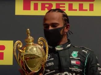 Betsson maksoi voitot Lewis Hamiltonin mestaruutta pelanneille, vaikka F1-kausi 2020 on vanhentunut vasta neljän osakilpailun verran.