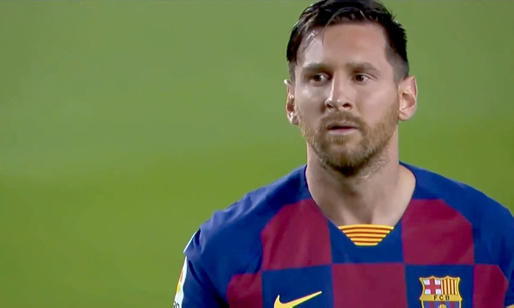 Lionel Messi päätti kesälomansa ennenaikaisesti ja tiettävästi ilmoitti uudelle managerille aikeistaan jättää FC Barcelona.